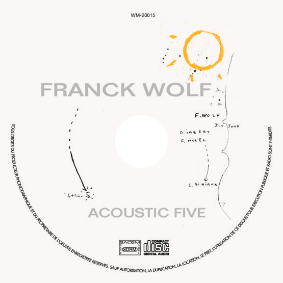 Acoustic Five CD